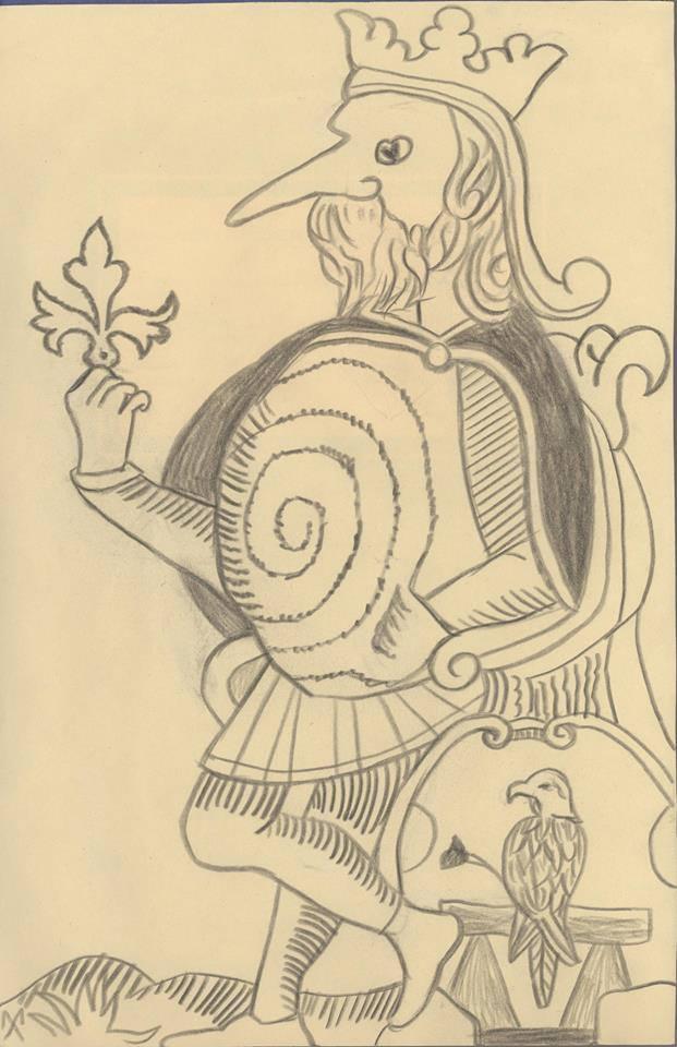Stupor Mundi, par Marie-Claire